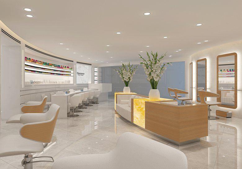 Waldorf Astoria Hotel Beauty Salon design offer Nir