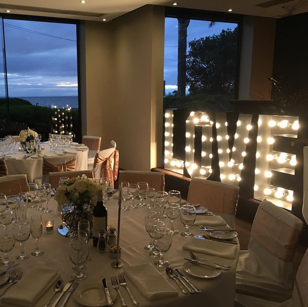 wedding venue melbourne over looking brighton beach