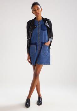 Jeanskleider online entdecken   Zalando   Kleider   Pinterest 4070bc690b