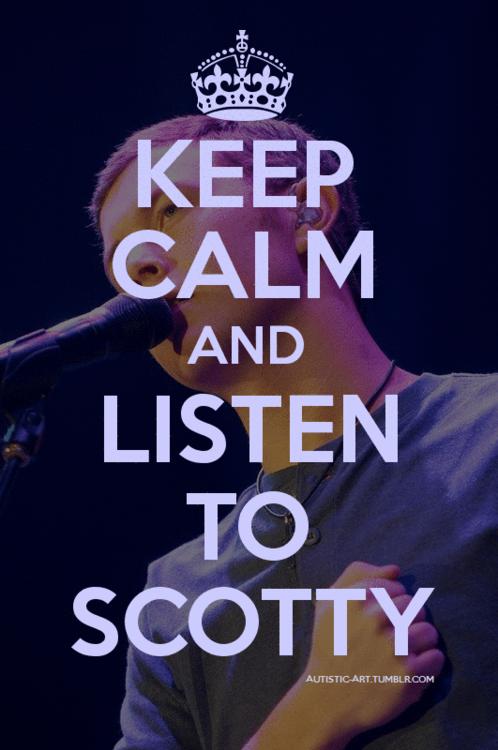 Scotty Cooke McCreery. <3