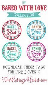 free printable cookie labels for bake sale yahoo image search results