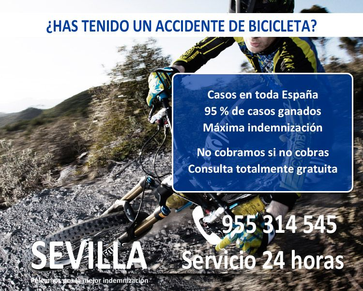 ABOGADO PARA ACCIDENTE POR ATROPELLO EN SEVILLA