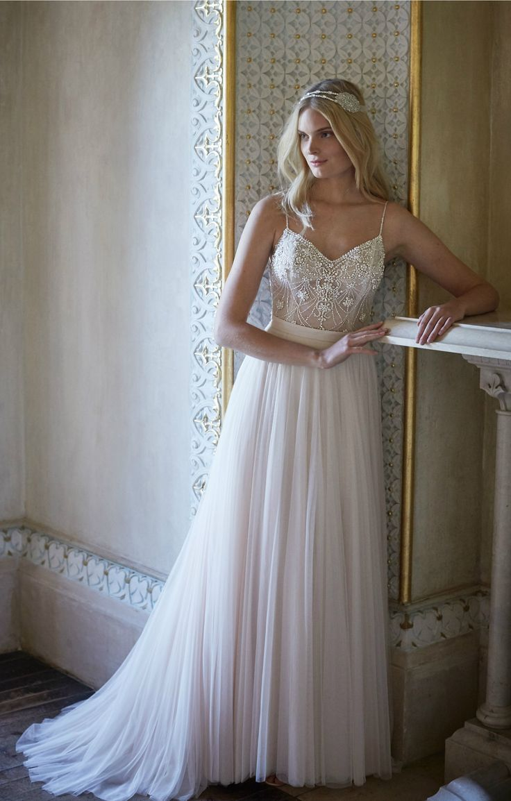 60 Swoon Worthy Beach Wedding Dresses (New!)   Pinterest   Beach ...
