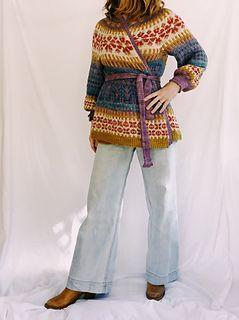 Ramblin Woman Pattern By Caitlin Hunter Ramblin Woman pattern by Caitlin Hunter Woman Knitwear and Sweaters ramblin woman sweater