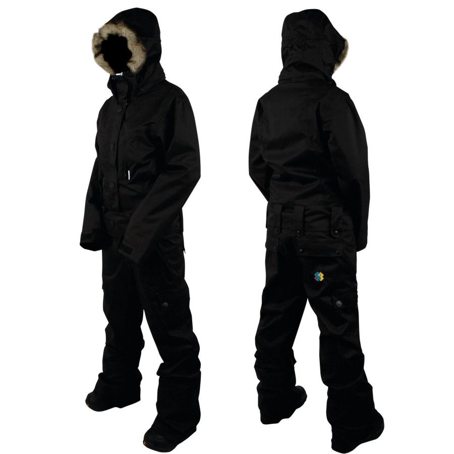 Womens Snow Suit One Piece >> Special Blend Hotbox One Piece Snow Suit Womens My Style
