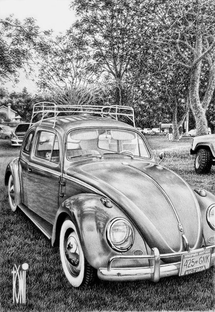 Pin Van Joy Op Resim Karakalem Grafit Kleurpotloodtekeningen Auto Tekeningen Kleuren