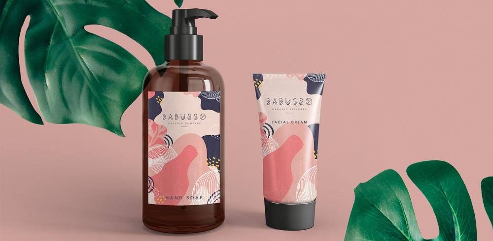Behance 搜索 Skin care, Fresh branding, Brand