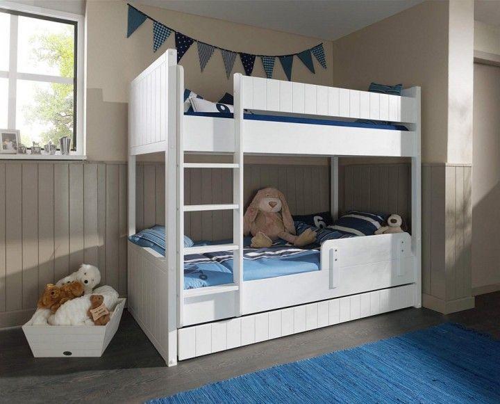 Zwei Etagenbett : Moderne etagenbetten für mehr platz im kinderzimmer
