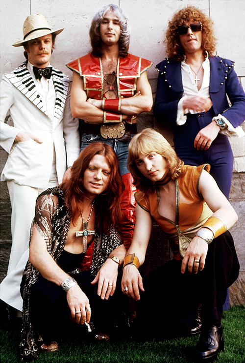 Mott The Hoople All The Young Dudes Mott The Hoople Rock And Roll