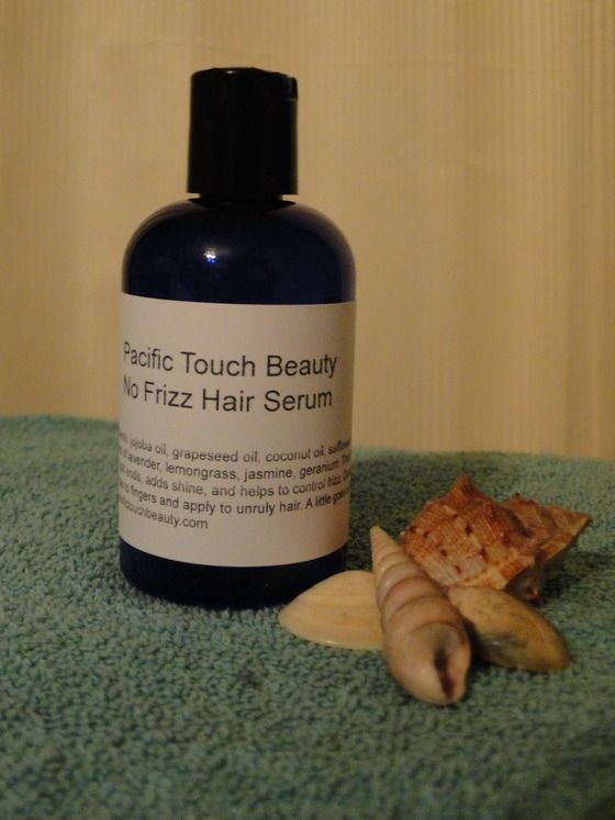 No Frizz Hair Serum $14.00