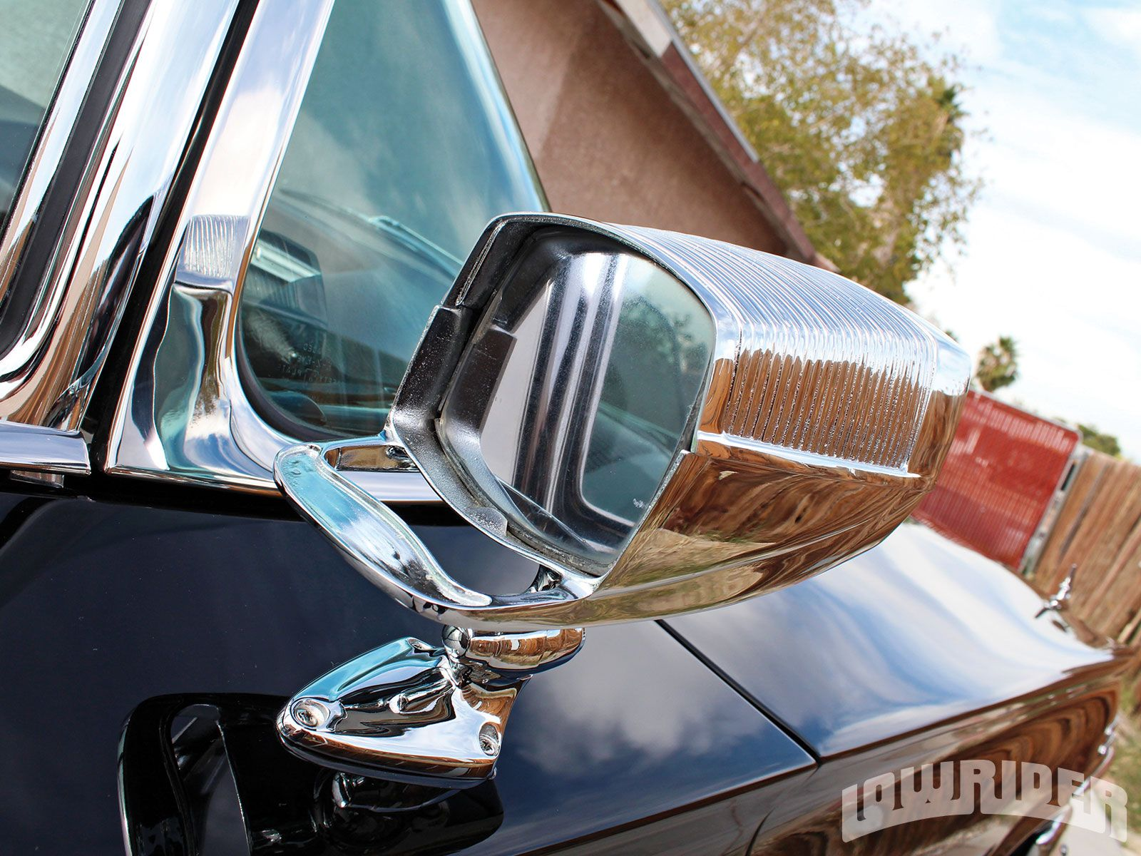 07 1960 Chevrolet Impala Convertible Nuvue Spotlight