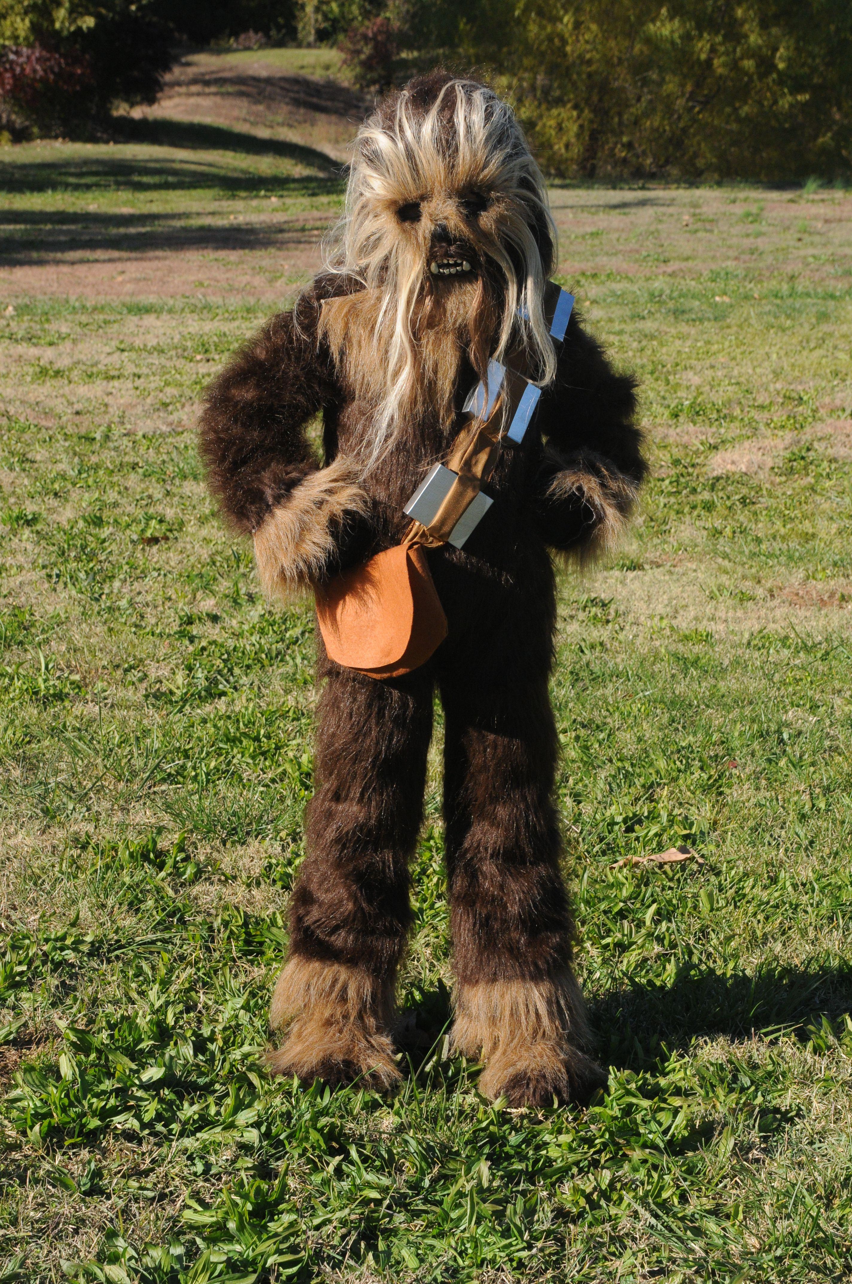 Chewbacca Star Wars costume | Halloween | Pinterest | Star wars ...