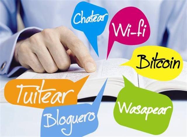 Las 10 palabras #tecnológicas más usadas en español #vocabulario