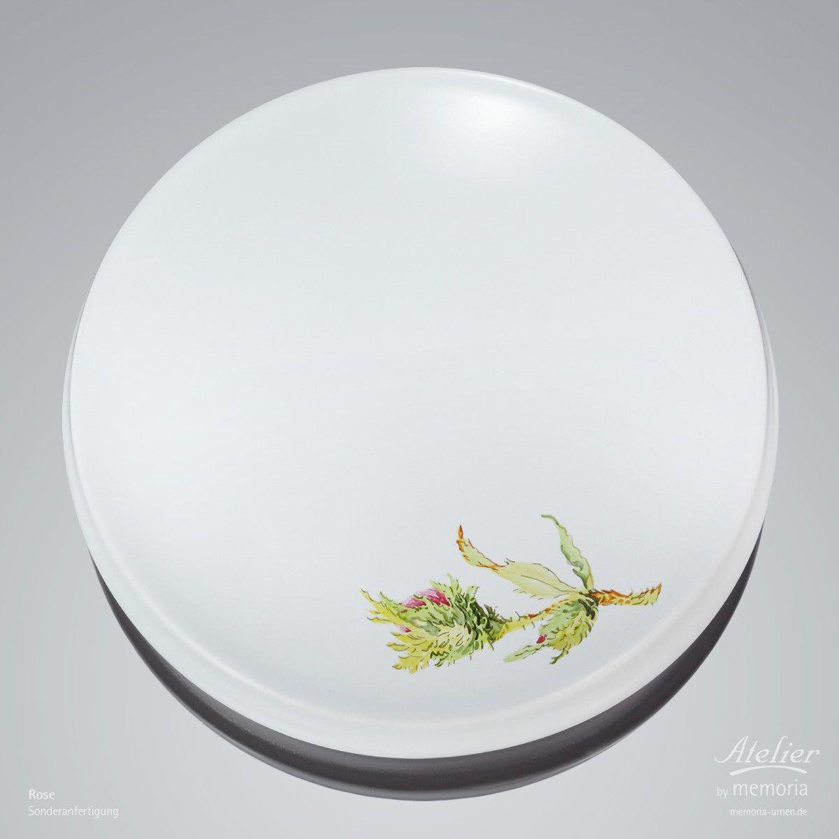 Urnen Individuell gestaltet | Sonderanfertigung Porzellan Porzellan