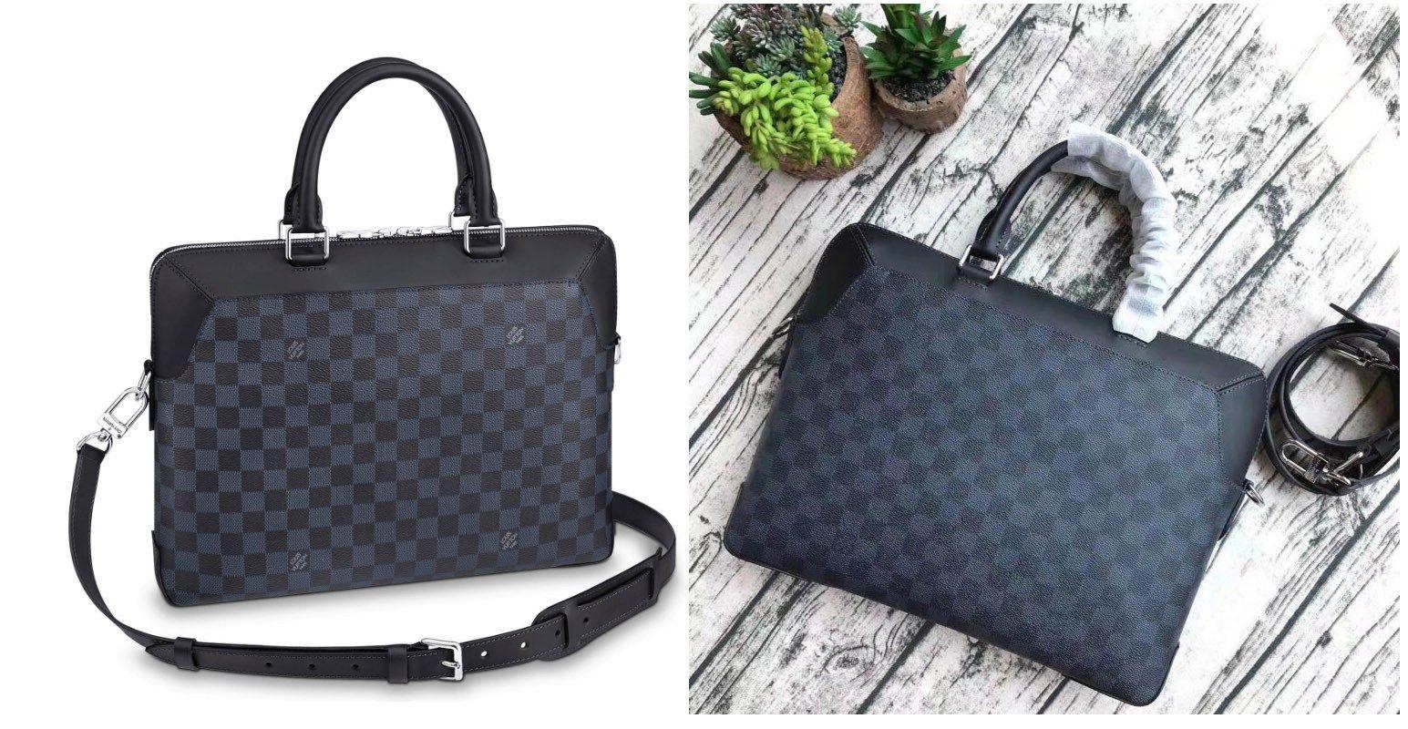 63376169d Louis Vuitton Oliver briefcase N51199   Luxury Mens Bags   Louis ...