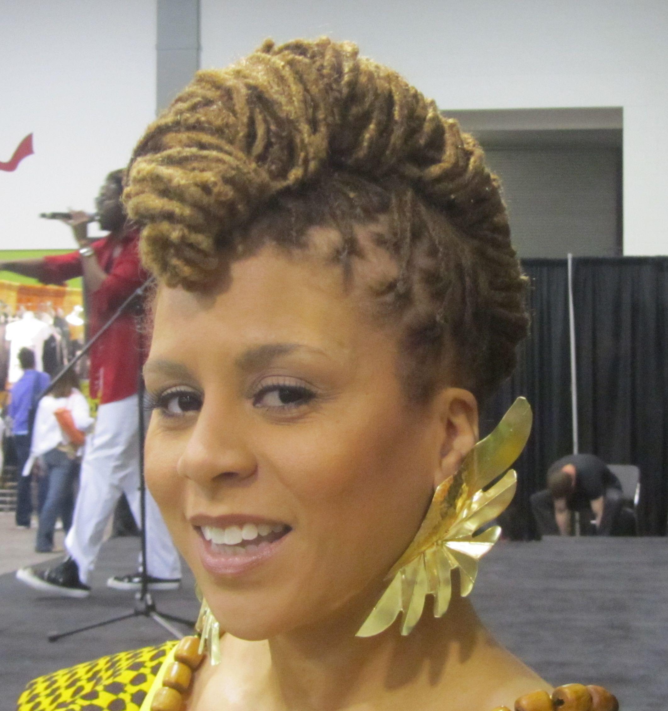 Natural Hair Stylist Atl Georgia