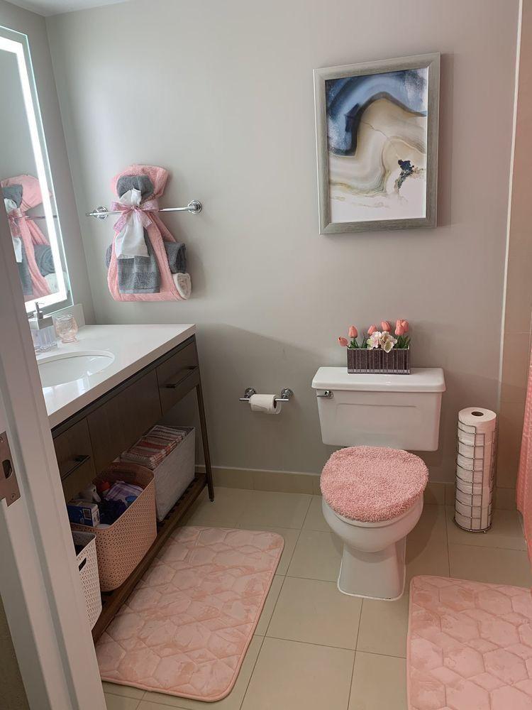 𝘁𝗵𝗲𝗰𝗵𝗮𝗻𝗲𝗹𝗽𝗿𝗶𝗻𝘁 🦋 in 2020 | Bathroom decor apartment ...