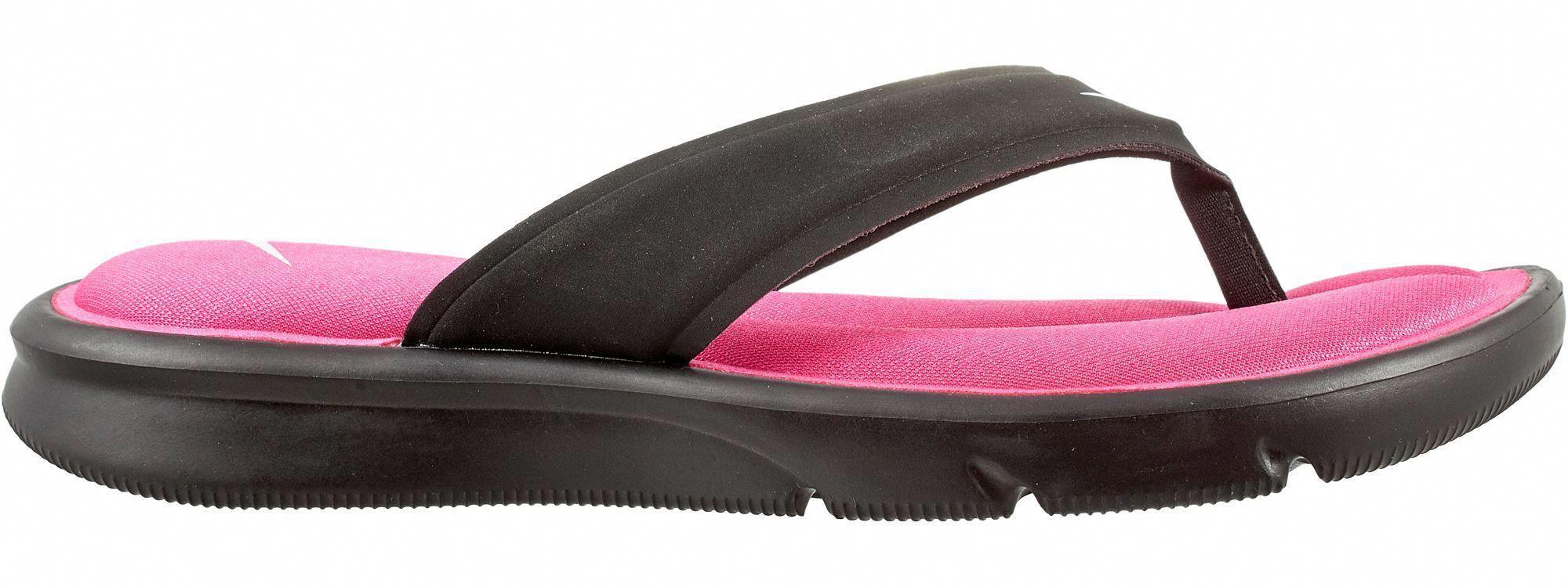 02f4ac0b4dfb Nike Women s Ultra Comfort Thong Flip Flops