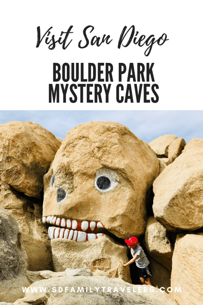 Boulder Park Mystery Caves and Desert View Tower -
