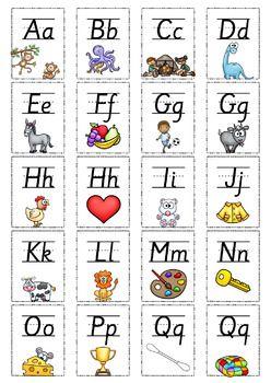 Norsk Alfabet Plakater Og Kort Bm Nn Teaching Tips Education School