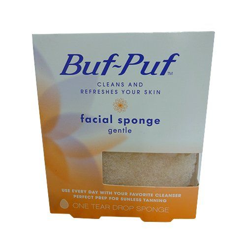 Bufpuf Reusable Allpurpose Facial Sponge Gentle Pack Of 6 Want To Know More Click On The Image This I Makeup Blender Sponge Facial Sponges Makeup Blender