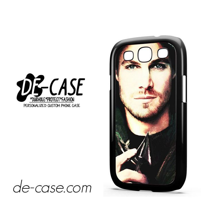 Oliver Queen DEAL-8166 Samsung Phonecase Cover For Samsung Galaxy S3 / S3 Mini