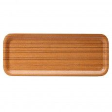 Wooden Tray by Saito Wood / Tortoise General / $18