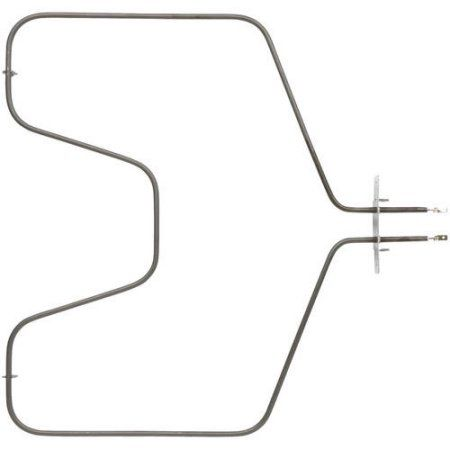 General Electric WB44X10009 Bake Element, Silver