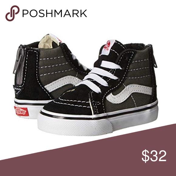 Vans SK8 Hi Baby Athletic Skate Shoes Sz 4 Brand new 711dd429d
