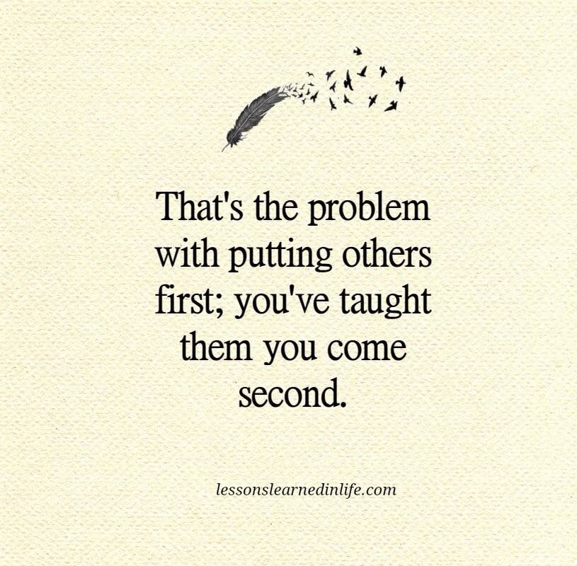 Putting Others First Quotes Pinterest Quotes Wise Words And Words