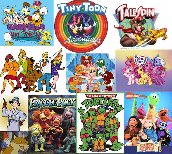Childhood Cartoon Characters 90s : Show tv s cartoons state of mynd epic nostalgia