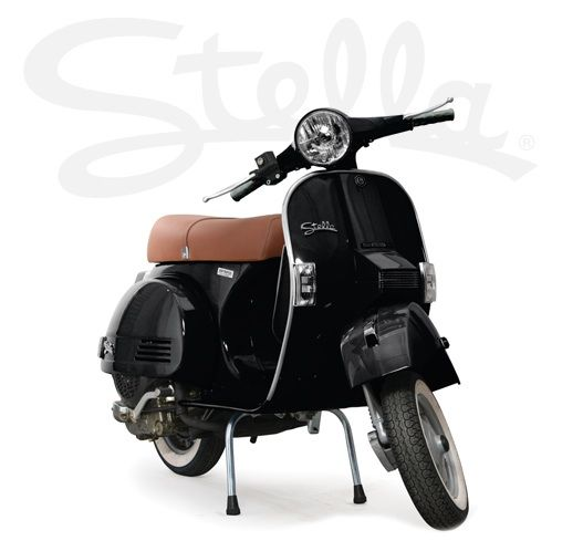 Genuine Scooter Co  Stella - Efficient Motorcycles