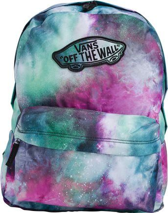 Galaxy Backpack from Vans. | Favorites. in 2019 | Galaxy backpack ...