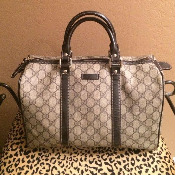 dec256e77dd Gucci speedy bag Large authentic Gucci bag TRADES Gucci Bags Totes ...