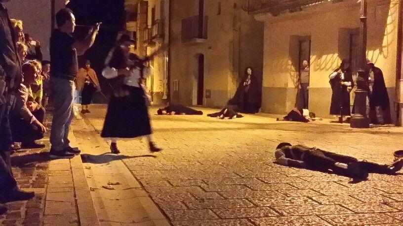 Battaglia di Casalduni #photography #photo #history #war #revolution #indipendence #briganti #travel #travelpics #italy #borbone #borbonico #sud#regnodelleduesicilie www.italysaycheese.com