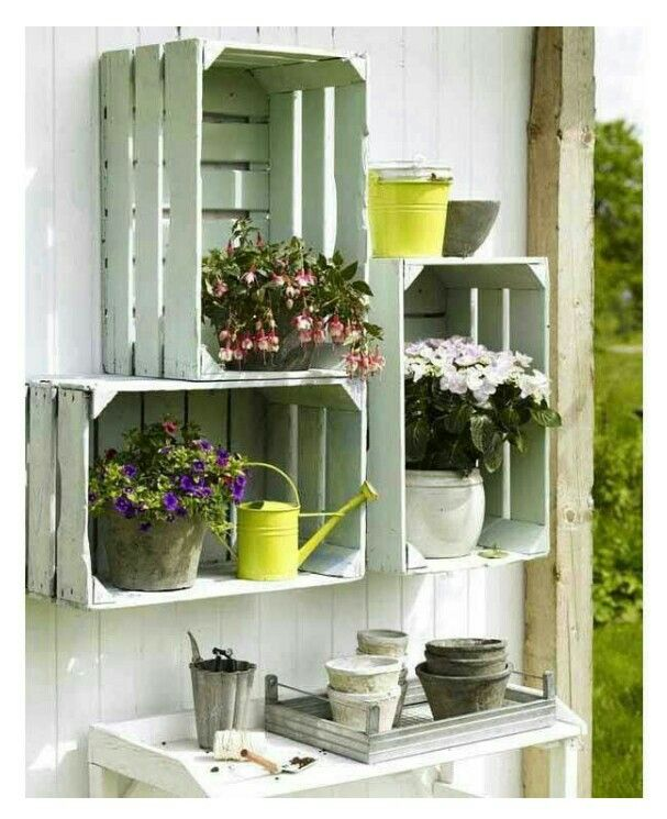 Estantes con cajones ropa pinterest estante con caj n plantas y jard n - Estante con cajon ...
