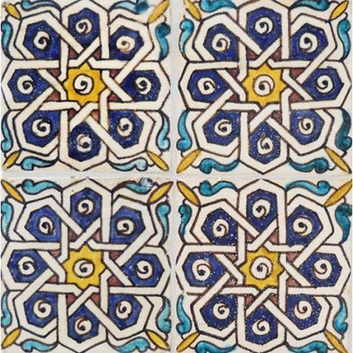 Spanish Pool Tile