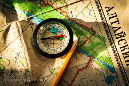 Its time to travel by DenisSolomakhin  chart compass geography hike light map orientation pencil shadow travel обучение drawing of site Den