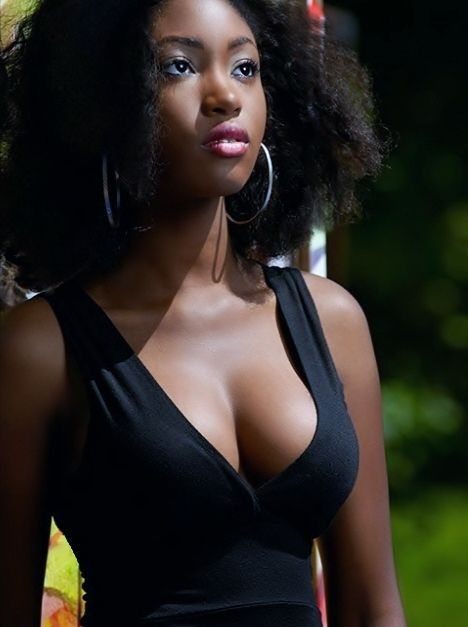 Beautiful black girls ebony star