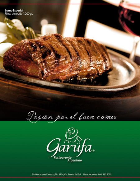 award winning restaurant magazine advertisement - Google Search
