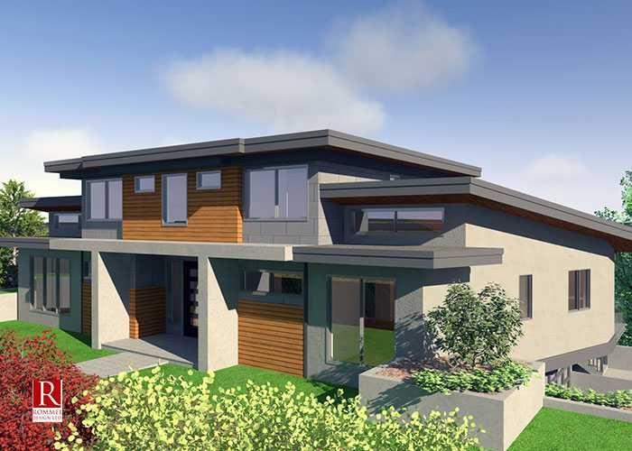 Vancouver Home Designer   Rommel Design Ltd.