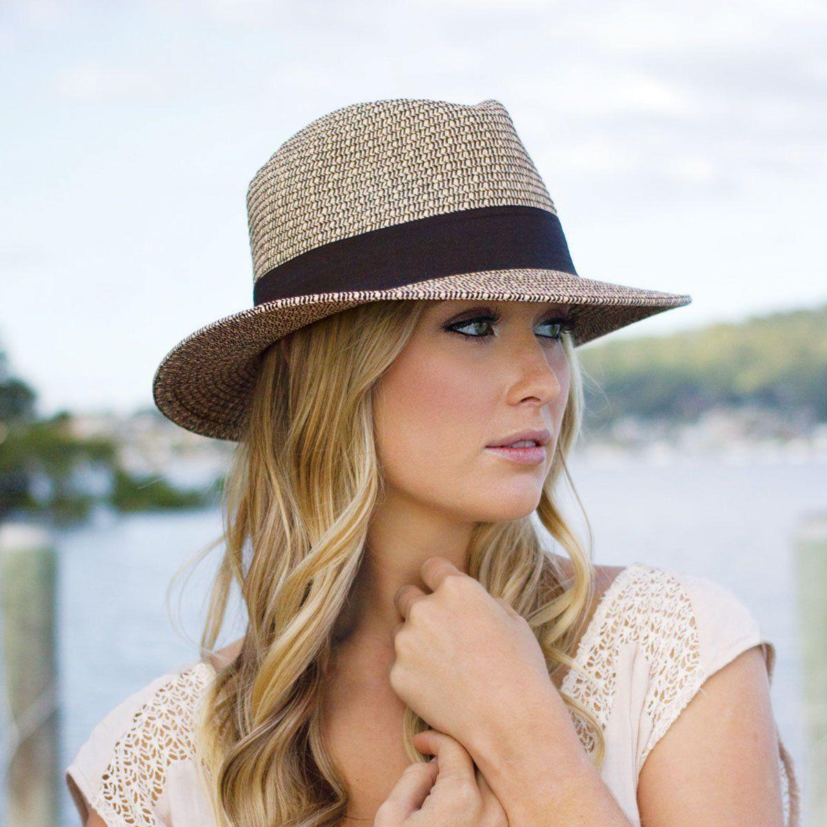 Josie Summer Hats For Women Sun Hats For Women Fedora Hat Women