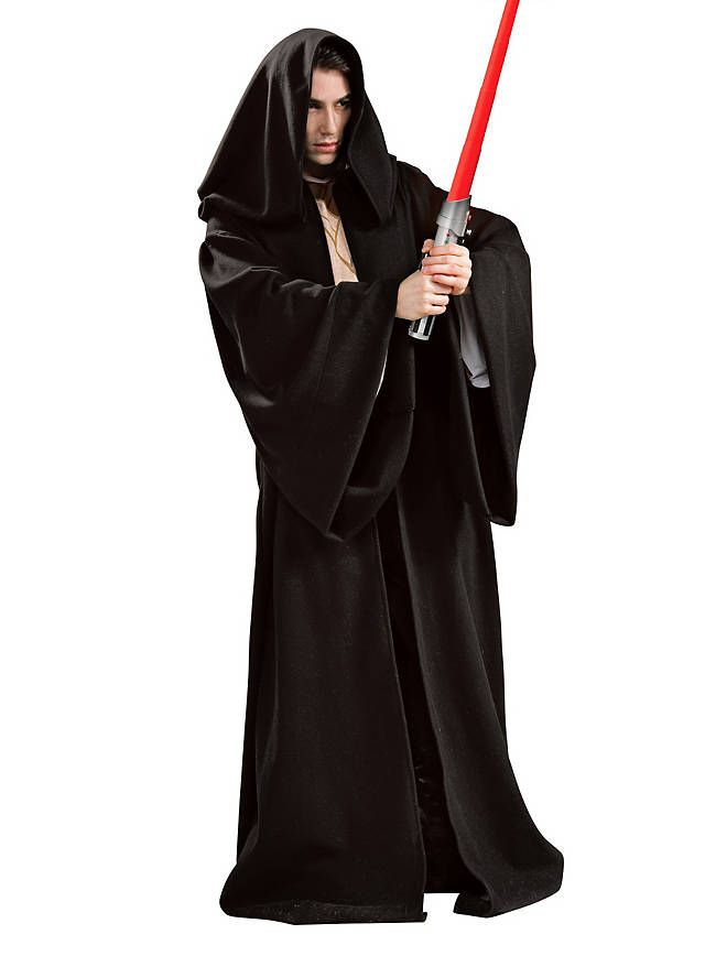 LICENSED SUPER DELUXE DARTH MAUL STAR WARS ADULT MENS DRESS UP HALLOWEEN COSTUME