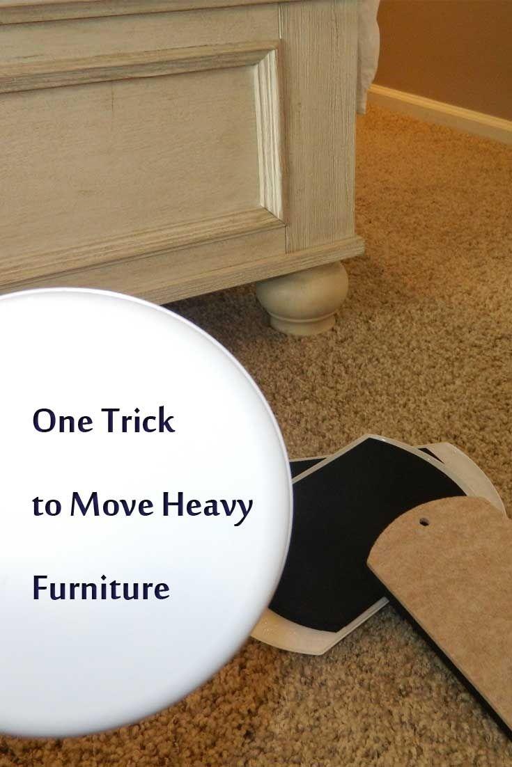 Beau Moving Heavy Furniture On Wood Floors