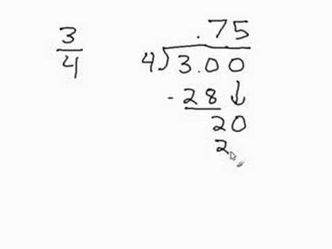 wwwmathproblemgenerator - How to convert Fractions to