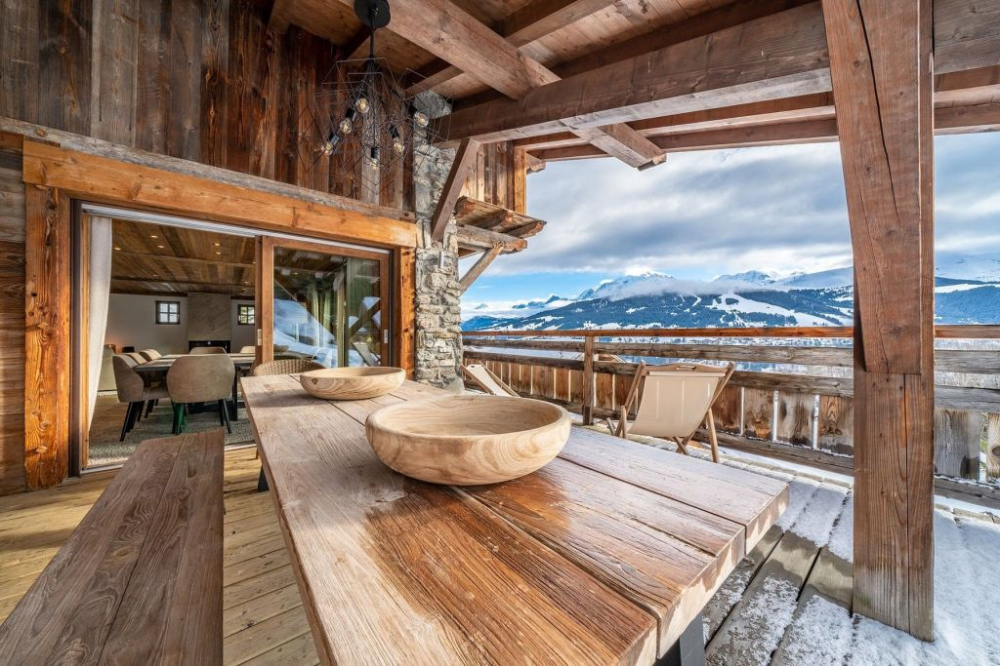luxury chalet 8 rooms for sale on MEGEVE (74120)