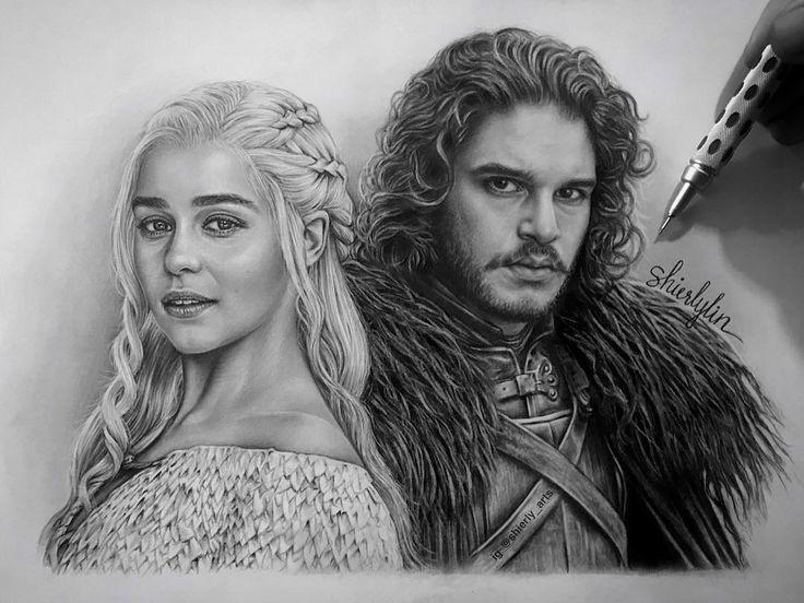 Jon Schnee Bruder Von Daenerys
