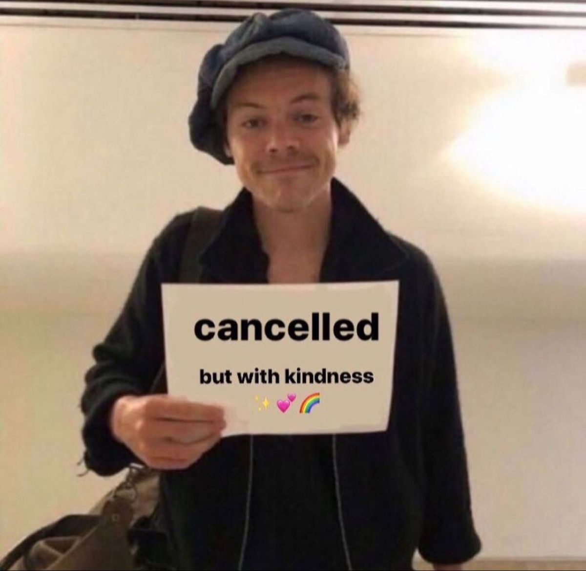 We Dont Like Cancel Culture Tho Harry Styles Memes One Direction Humor Response Memes