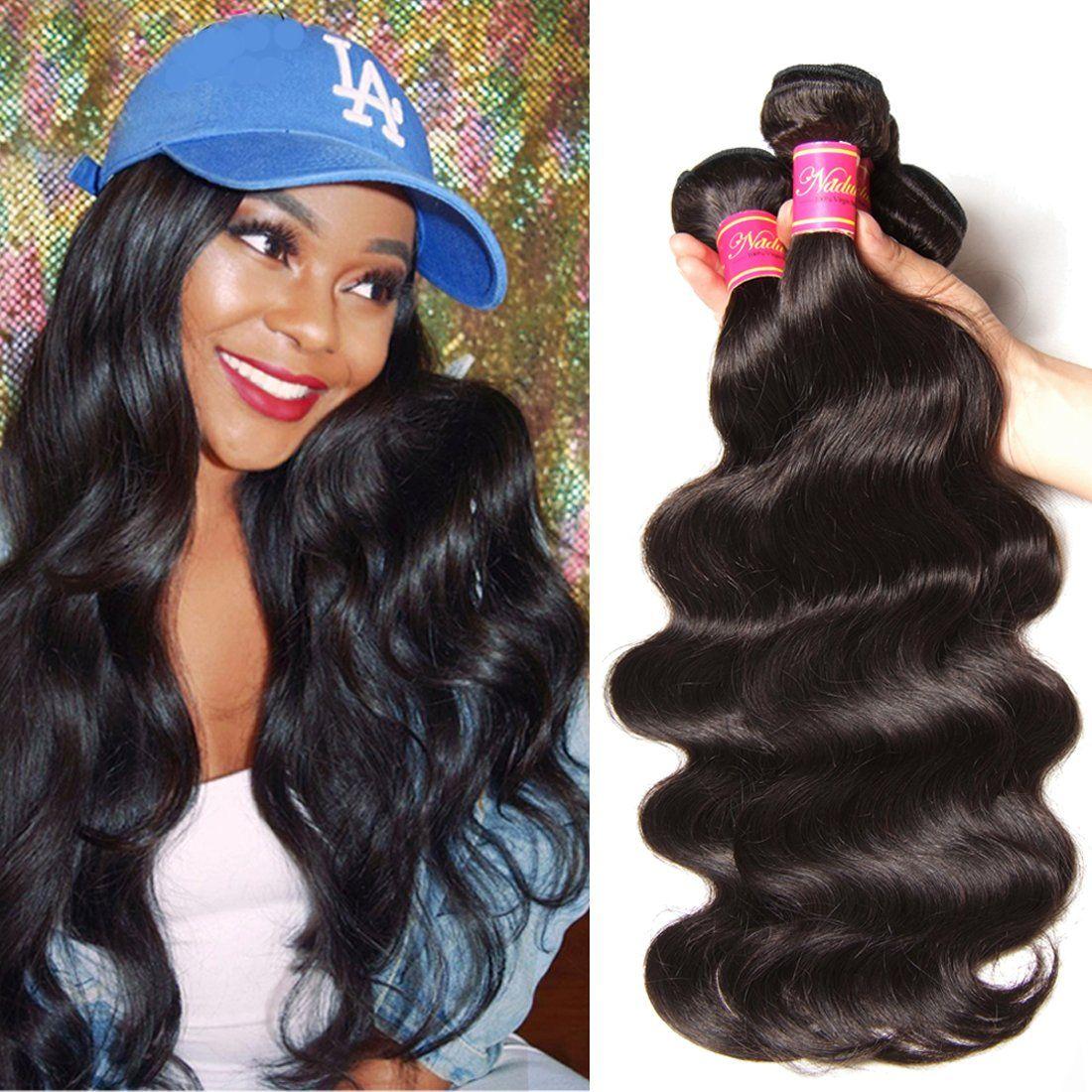 Nadula Hair 7a Best Quality Brazilian Body Wave Virgin Hair