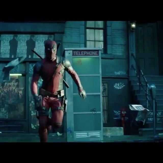 "8,891 Likes, 140 Comments - The TravelingNerd (@the.travelingnerd) on Instagram: ""#nerdtrailer: Deadpool 2 Teaser dropped during #Logan!  Can't wait! CUMMING SOON"""